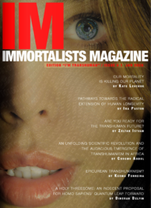 Immortalist Magazine, Issue No. 1