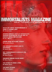 Immortalist Magazine, Issue No. 2