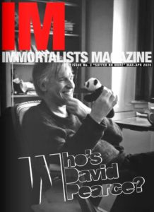 Immortalist Magazine, Issue No. 3